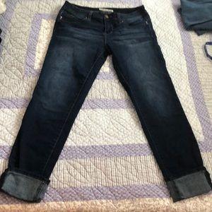 YMI Wannabettabutt Mega Cuff jeans!